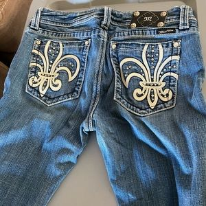 Miss me jeans. Used condition.